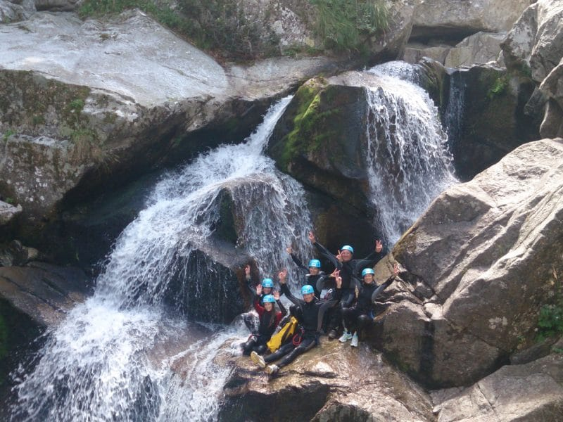 Canyoning du Tapoul (Rousses 48400)