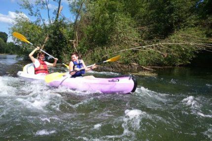 Louer un canoe kayak dans le Gard