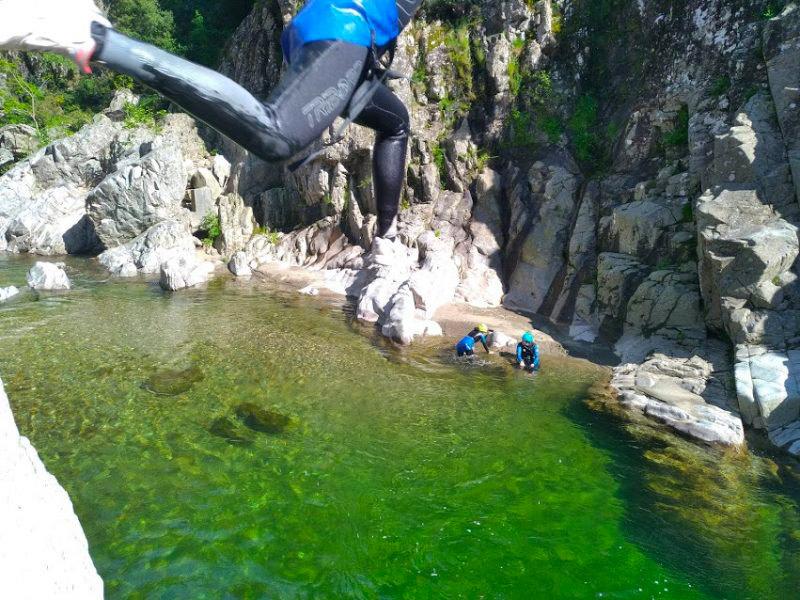Canyoning du Souci