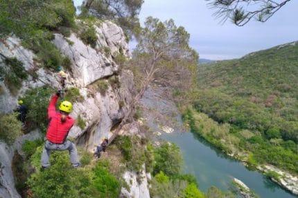 Südfrankreich: Freizeit- und Sportklettern