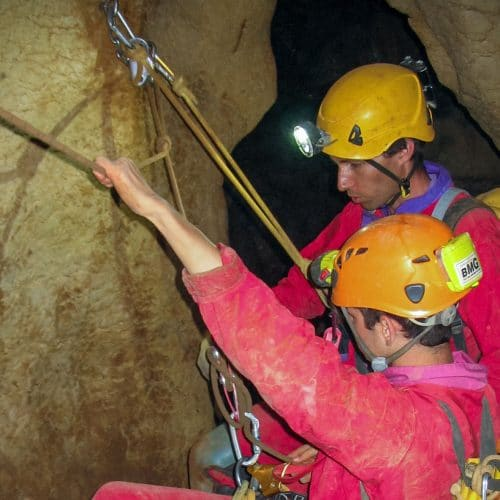day discovery speleology 1